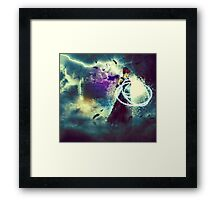 Swamp Witch 2 Framed Print
