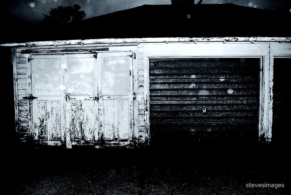 Forgotten doors by stevesimages