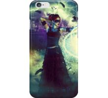 Swamp Witch 3 iPhone Case/Skin