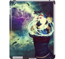 Swamp Witch 4 iPad Case/Skin