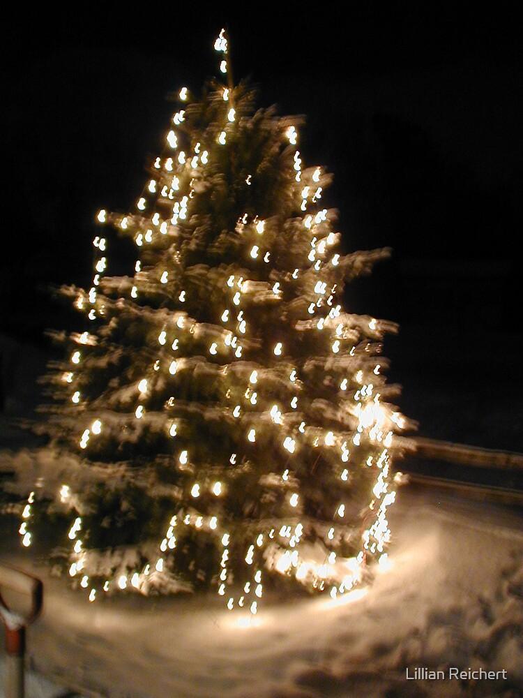 Sallys Christmas Tree by Lillian Reichert