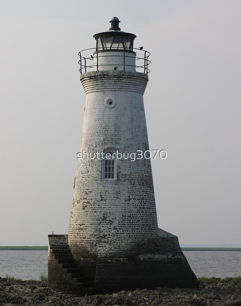 Cockspur Lighthouse by shutterbug3070