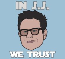 In J.J. We Trust - Bobble Head by HelloGreedo