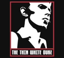 David Bowie Thin White Duke by Celticana