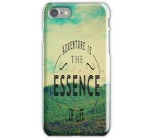 The Essence of Life iPhone Case/Skin