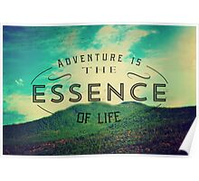 The Essence of Life Poster