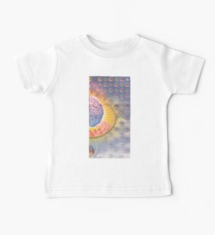 Lotus Brains Baby Tee