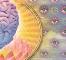 Lotus Brains Sticker