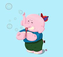 Phipphy the 'phant (2) by ciaca