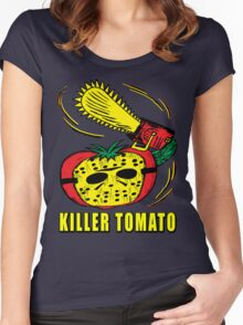 Killer Tomato Women's Fitted Scoop T-Shirt