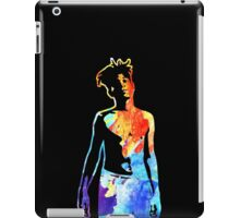 Jean-Michel Basquiat Splatter  iPad Case/Skin