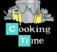 Cooking Time by MonHood