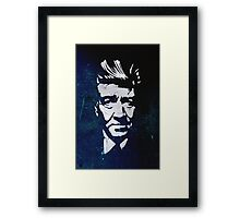 David Lynch Framed Print