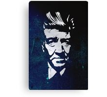 David Lynch Canvas Print