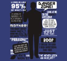 Archer - Sterling Archer Quotes by Fantality