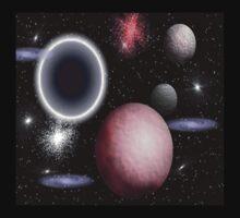 My Universe Ts by suzie vanderjagt