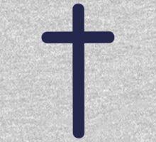 Jesus cross One Piece - Long Sleeve