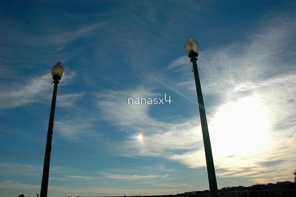 Ghostly sky by nanasx4