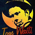 Tom Waits   by Celticana