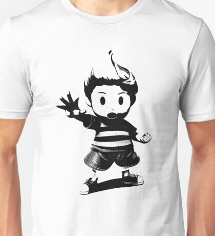 Weathered Lucas Unisex T-Shirt