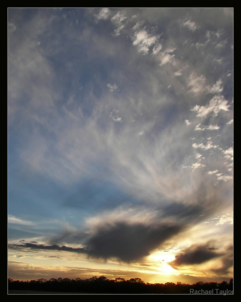 Sunrise 2 by Rachael Taylor