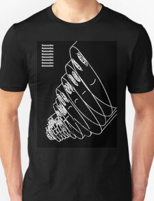 The Many Moods Of Man Unisex T-Shirt