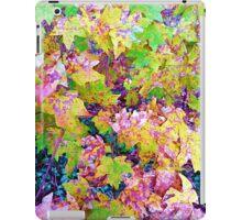 Yellow Decay iPad Case/Skin