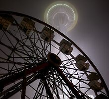 Needle and Wheel by ChrisBinSEA