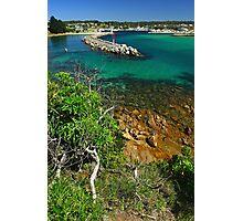 Bermagui Harbour Photographic Print