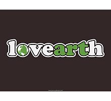 lovearth *green Photographic Print