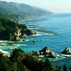 #232  Big Sur Coastline by MyInnereyeMike
