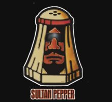 Sultan Pepper by Bruce  Watson