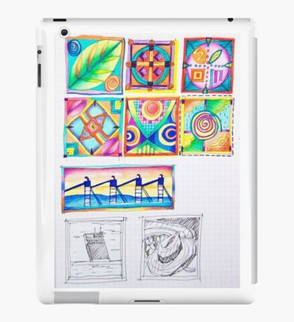 do color series I iPad Case/Skin