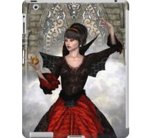 Beautiful Witch iPad Case/Skin