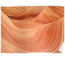Wave Rock, Coyote Buttes Poster