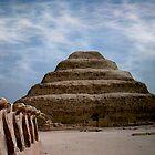 sakkara egypt by jeanemm
