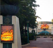 Disney's Animal Kingdom Dinosaur Dino Institute by BrandonBalasco