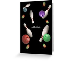 Abide 2w Greeting Card