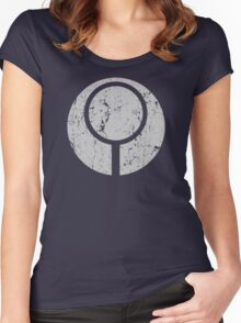 Halo / Marathon Symbol Women's Fitted Scoop T-Shirt