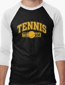 Tennis Team Men's Baseball ¾ T-Shirt