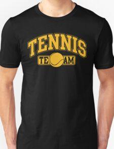 Tennis Team Unisex T-Shirt