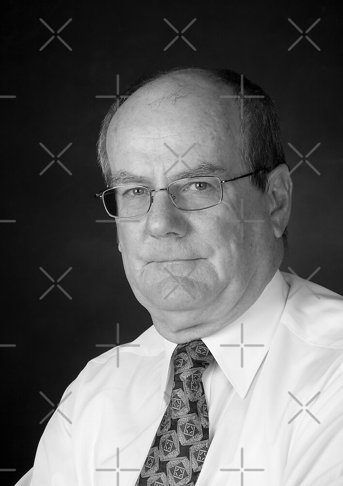Corporate Portrait of Frazer Gascoigne by Andre Gascoigne