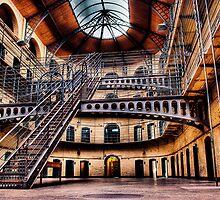 Jailhouse Blues by earthairfire