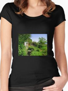 Rural Topsham Women's Fitted Scoop T-Shirt