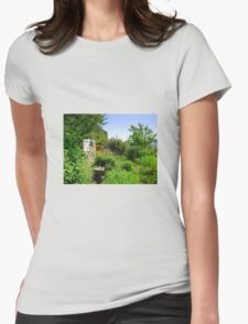 Rural Topsham Womens Fitted T-Shirt