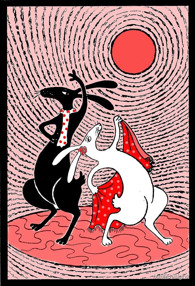 la luna sangrienta (Blood Moon) by MiMiDesigns