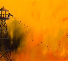 Autumn Tower by Timone
