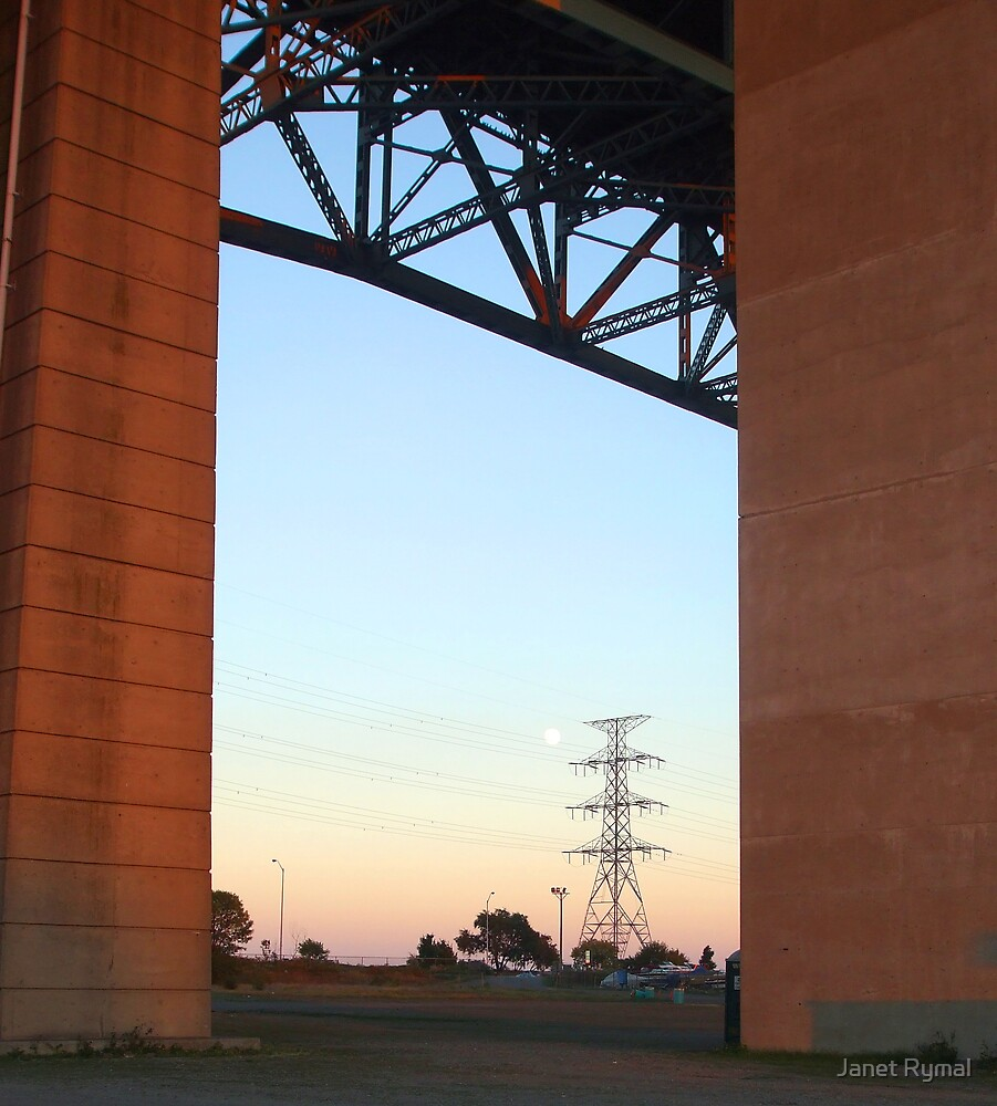 Under the Bridge by Janet Rymal