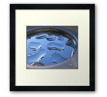 Mercurial Framed Print