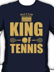 King of Tennis T-Shirt
